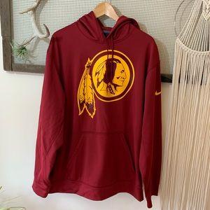 Nike Dri-Fit Washington Redskins Sweatshirt